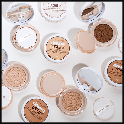 169fce240f2 Maybelline: Dream Cushion Liquid Foundation — Diana Crisan