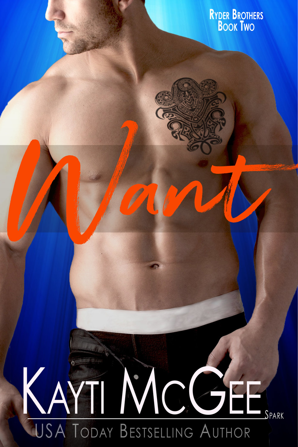 Want, Ryder Brothers Book 2