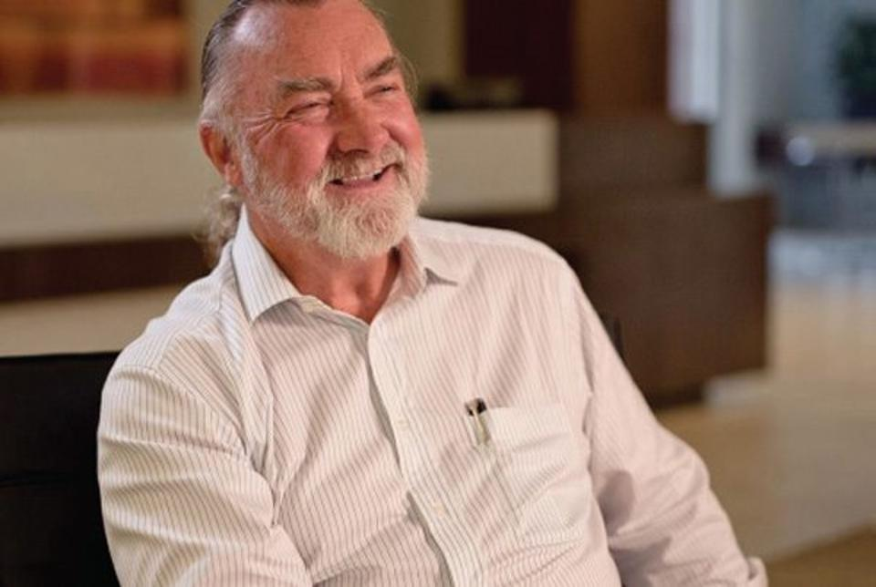 Frank is CEO of Alliance Virtual Offices and Chairman of the parent company ABCN (Alliance Business Centers Network), which he founded in 1991. ABCN is a global network of 700 serviced offices and virtual office services across 52 countries. Credit: Frank Cottle