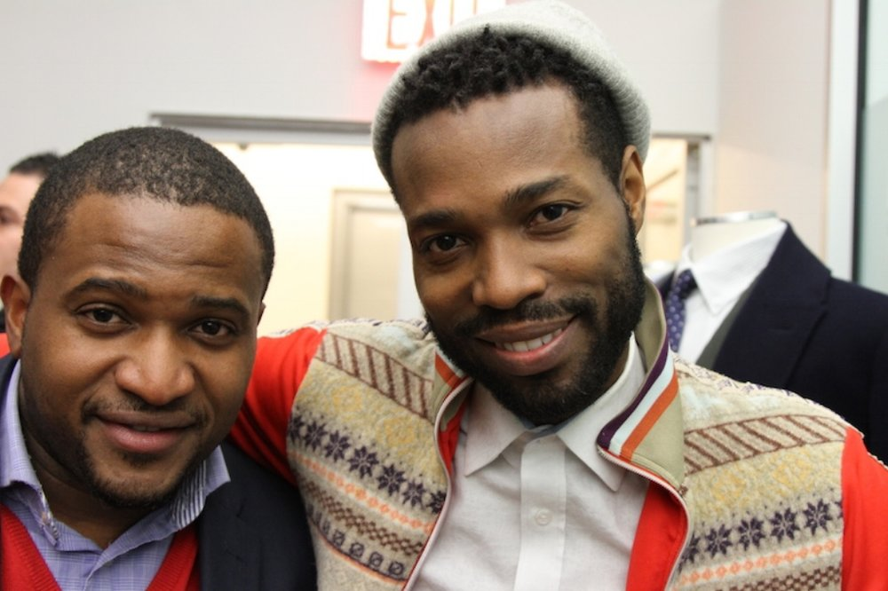 Fabrice Armand and Theodore Samuels