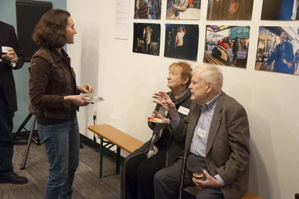 Jen Light, Ruth McElheny, Victor McElheny