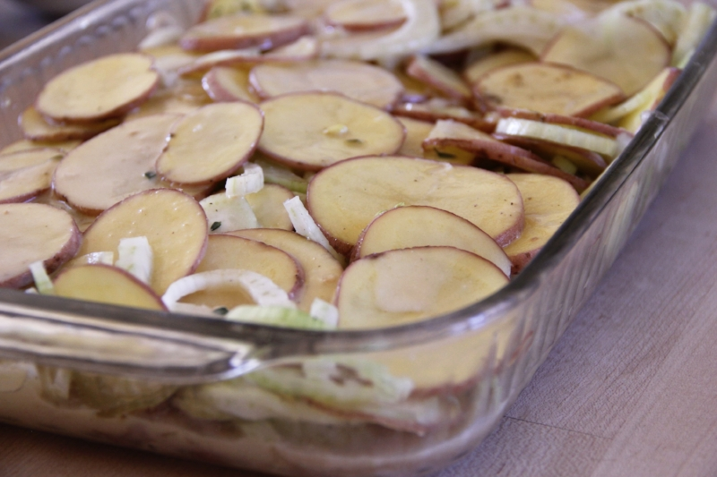 Potato-Fennel-Prep