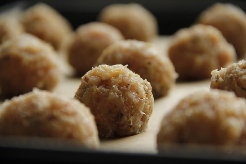 turkey-meatball-prep