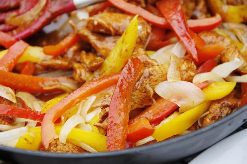 chicken-filling-veggies