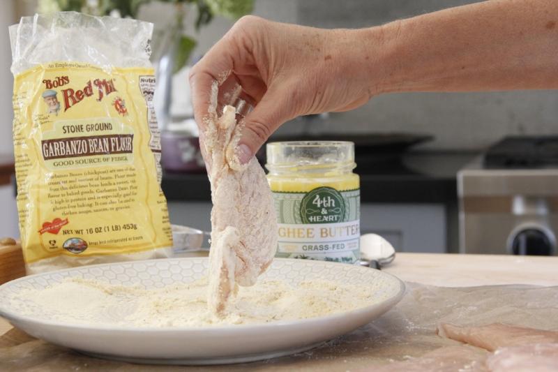 chicken-piccata-flour