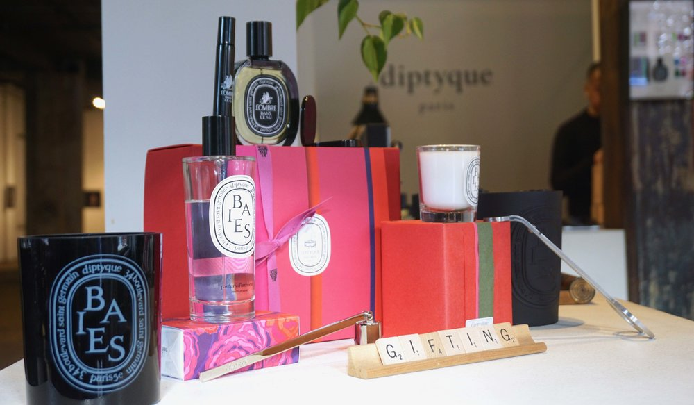 Store: diptyque — The Invisible Dog Art Center