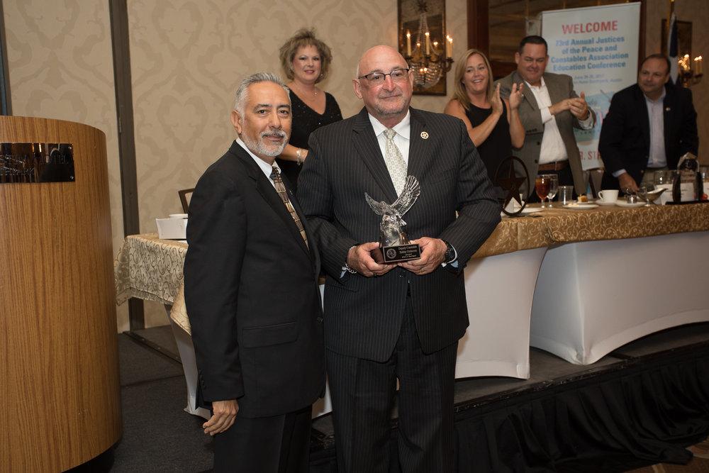 TA Vines Award Winner Deputy Bobby Gutierrez