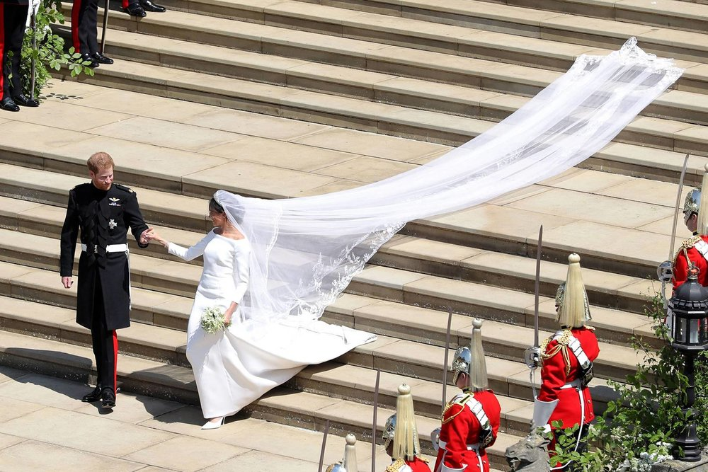 Wedding of Meghan and Harry