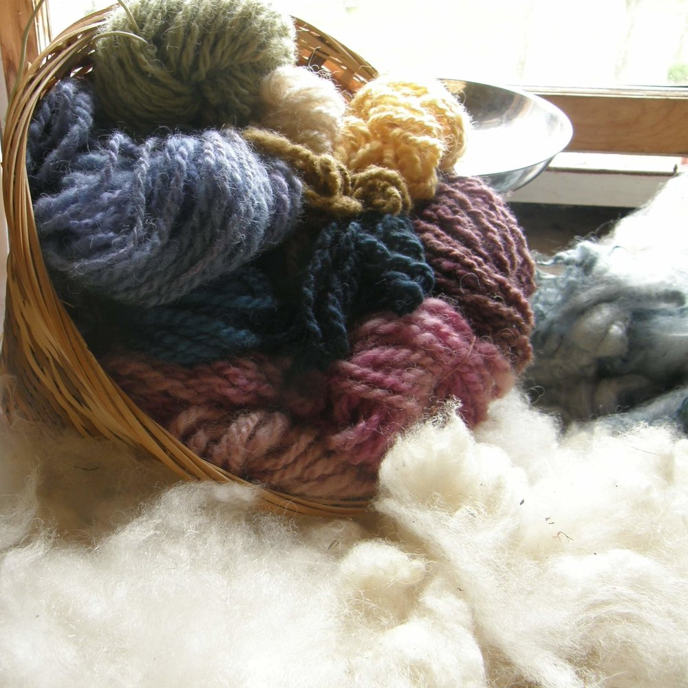 Dyeing Yarns with Mushrooms and Plants Makes for Good Living, WCAI  Rebecca Gilbert has found joy, healing, and art in the daily surprises of farm life.