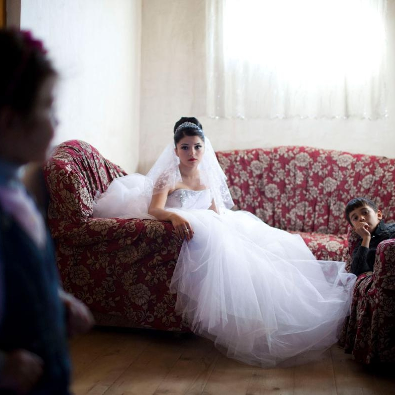 Inside the Lives of Georgia's Child Brides  With girls marrying as young as 12, Georgia has one of the highest rates of child marriage in Europe.