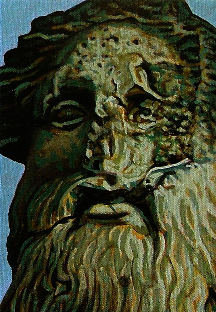 acrylic on canvas5.5 x 8 inch300 euro