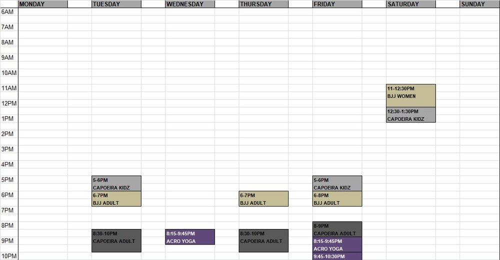 THE ACADEMY SCHEDULE MAT ROOM.jpg