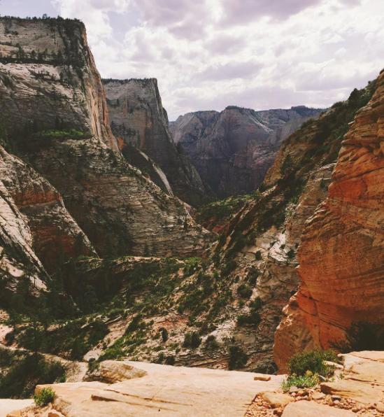 White Sandstone Cliffs