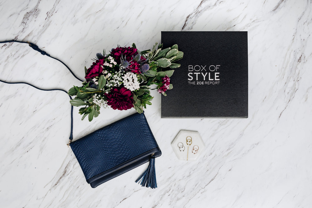 Your Fall snags are a click away! - Get your Box of Style by The Zoe Report now.