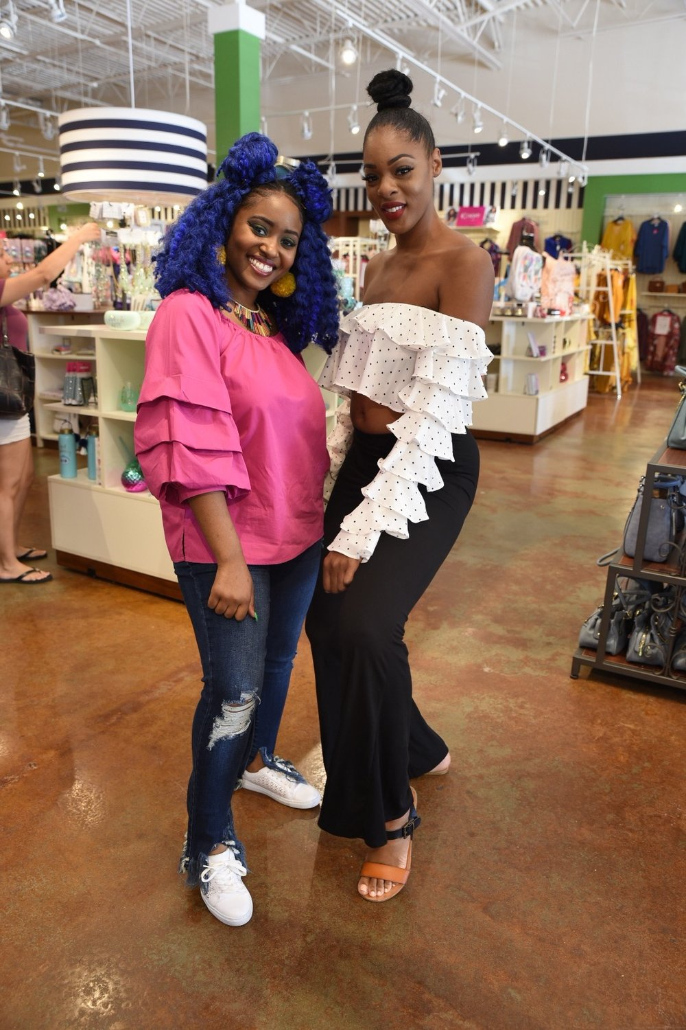Me & Dezell, Blogger from  @Twentyishthirty