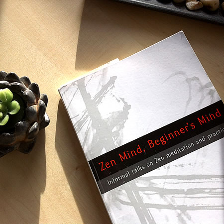 zen mind, beginner's mind via buddhaimonia, The Mindful Holiday Gift Guide + 10 Great Holiday Gift Ideas