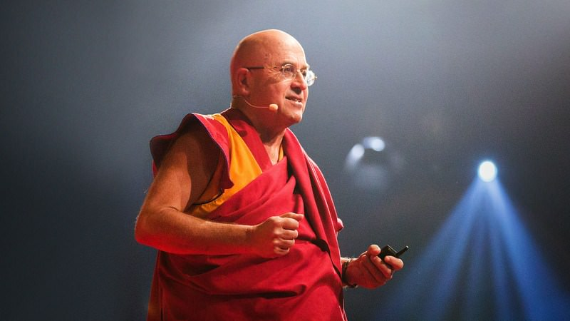 The 30 Best TED Talks of All Time  Matthieu Ricard TED