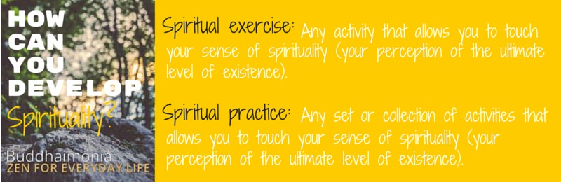 The Ultimate Guide to Spirituality Quote Box 3 via Buddhaimonia, Zen for Everyday Life