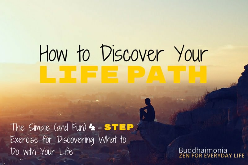 How to Discover Your Life Path