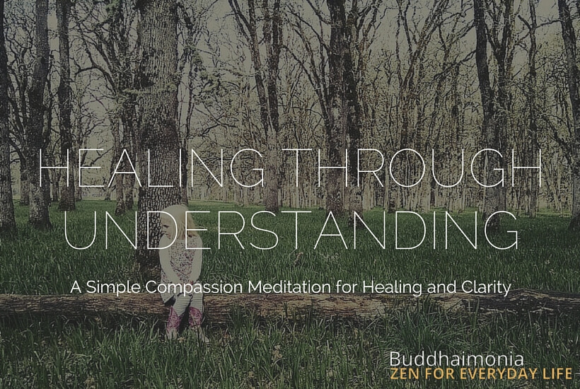 Healing Through Understanding: A Simple Compassion Understanding for Healing and Clarity