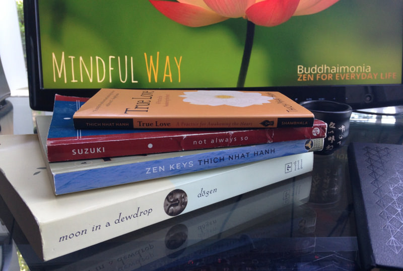 20 of the Greatest Books on Mindfulness, Meditation, Buddhism via Buddhaimonia