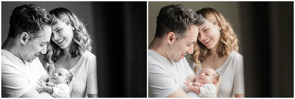 Documentary Photographer Toronto Baby Portraits