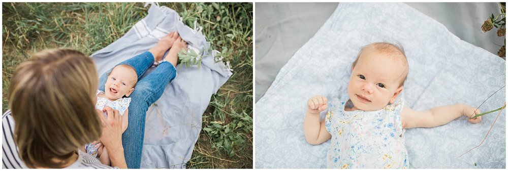 Toronto Baby Photographer Outdoor