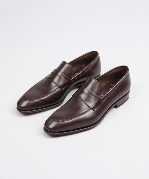 Penny Loafer - 100% Leather With T raditional Goodyear Stitch    Price: CHF 420