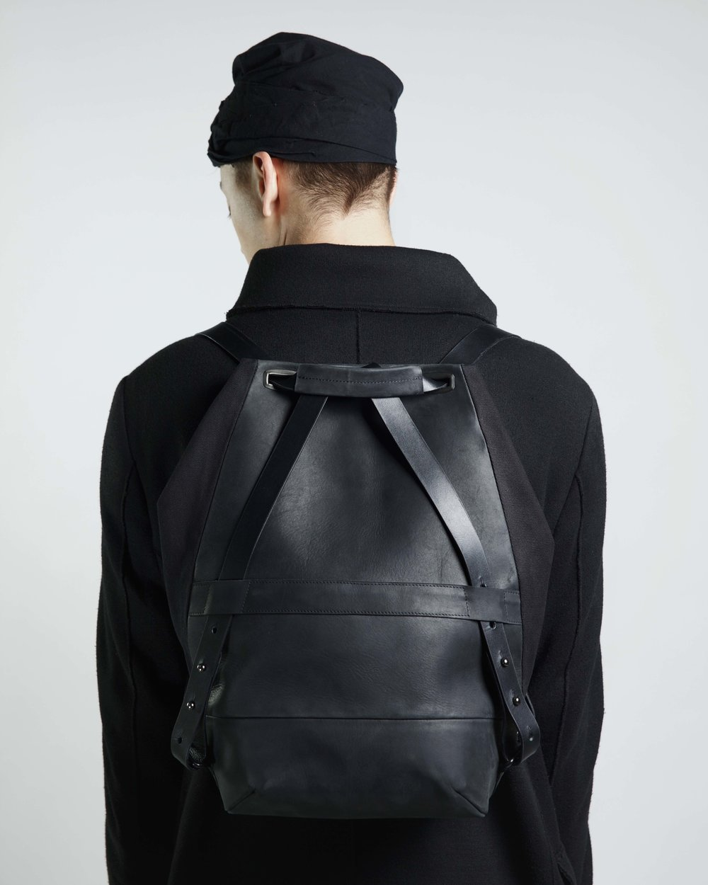 PAN 6 IN 1 backpack bag black from MDK - CHF 396 -