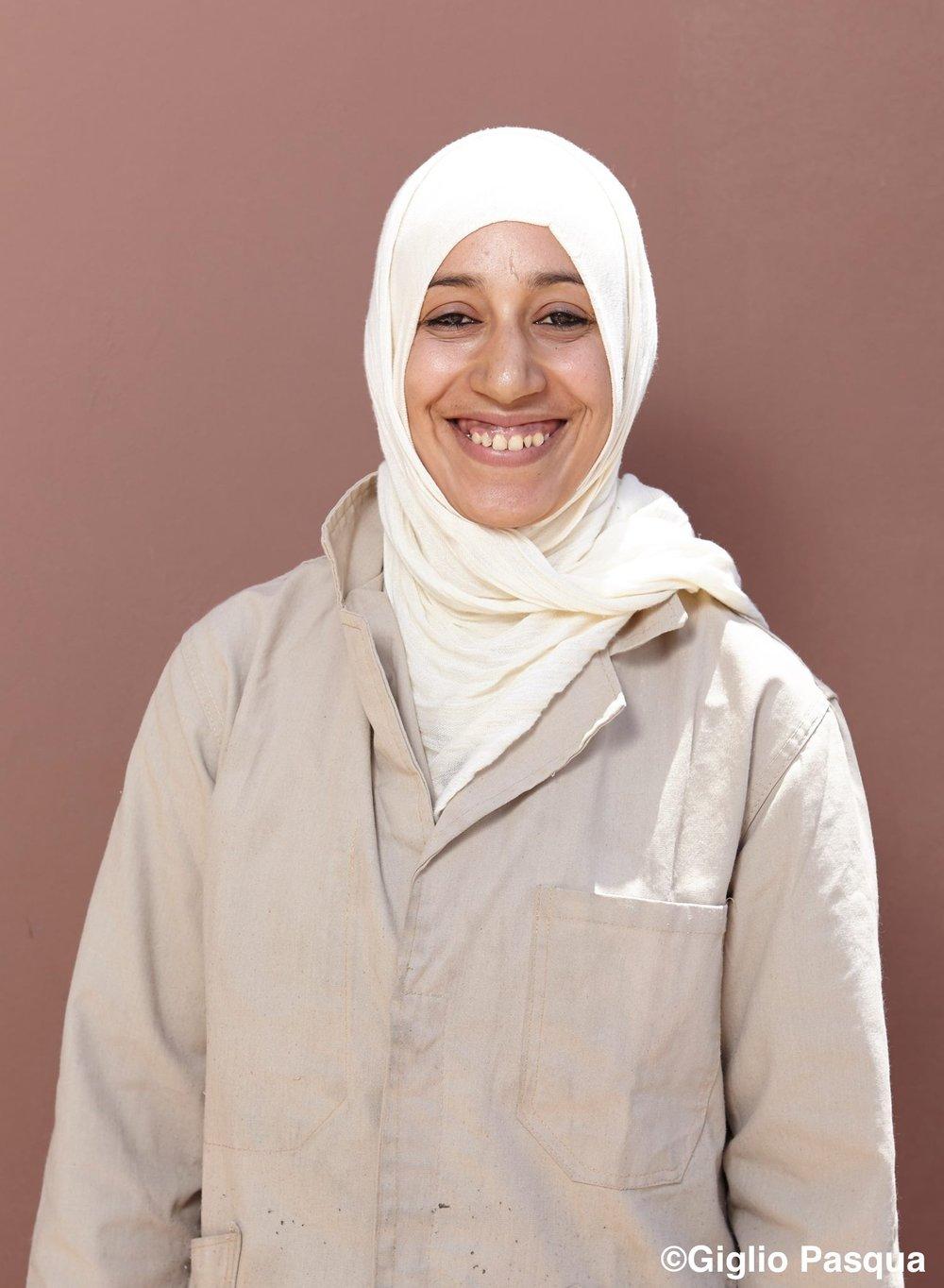 Meet Fatim - Linen Protection