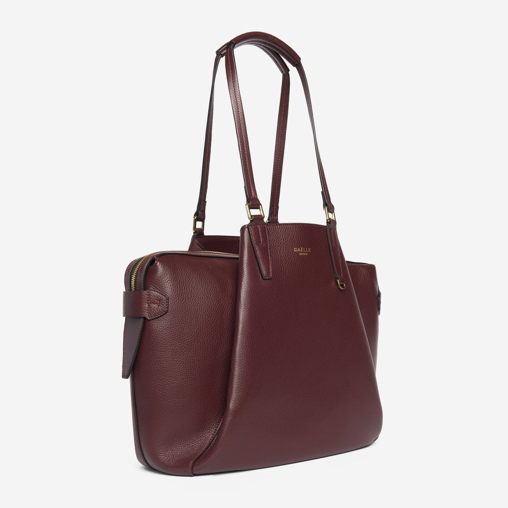 Reelle Zurich  - Office Shopper Burgundy - CHF 699