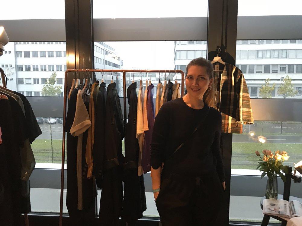 Anna Nia , Founder and Designer
