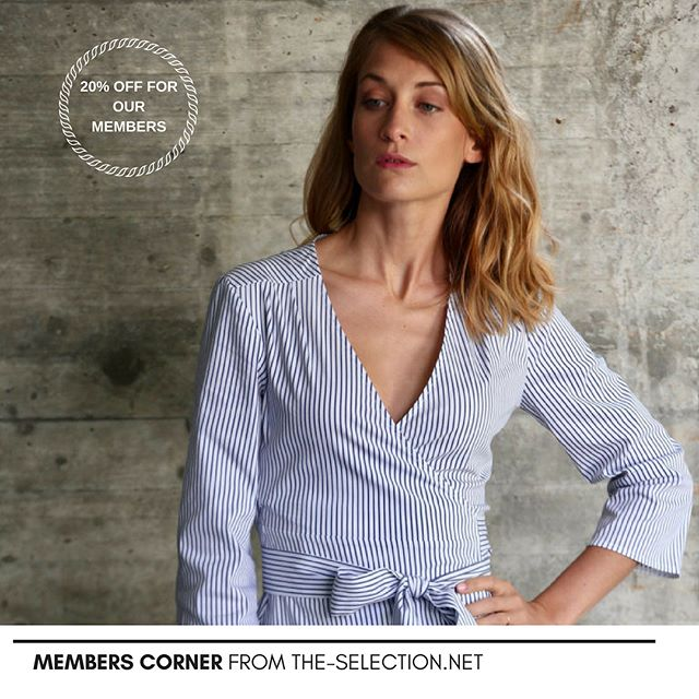 "Do you also struggle with choosing the right outfit with this changing weather? Cache-Coeur from @ann.et.line is a safe bet...⠀ ⠀ IT ALL STARTED WHEN...⠀ in 2008 Caroline Bodemer De Charentenay left behind her Parisian life where she practiced Osteopathy to settle down in Zurich with her husband.⠀ Read More in ""Designers""⠀ ⠀ ⠀ ****Not A Member Yet?******You can subscribe until the end of April - link in bio -  to enjoy a 20% off @ann.et.line entire website.⠀ ⠀ Support #swisssmallbusiness ⠀"