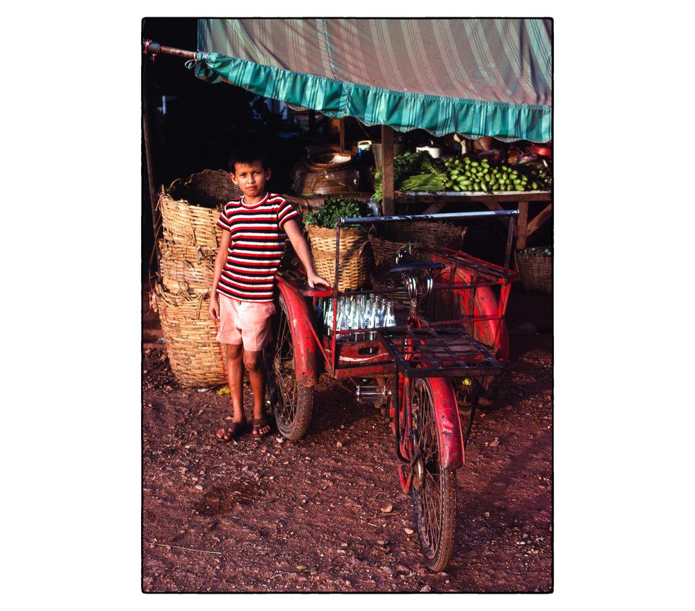 Surat Thani, Thailand 1982