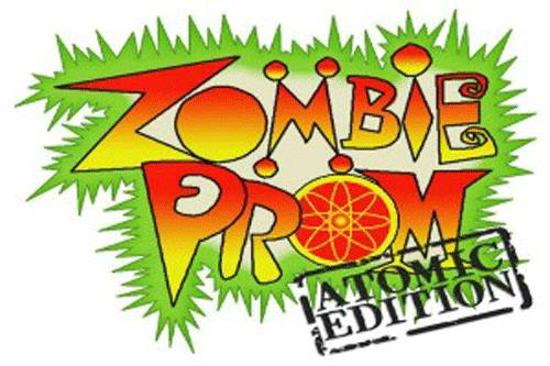 ZOMBE PROM: ATOMIC EDITION - Book and Lyrics by John DempseyMusic by Dana P. RoweAdapted by Mac TumminelliBased on a story by John Dempsey and Hugh M. MurphyThis girl-loves-ghoul rock and roll Off Broadway musical is set in the atomic 1950s at Enrico Fermi High, where the law is laid down by a zany, tyrannical principal. Pretty senior Toffee has fallen for the class bad boy. Family pressure forces her to end the romance, and he charges off on his motorcycle to the nuclear waste dump. He returns glowing and determined to reclaim Toffee's heart. He still wants to graduate, but most of all he wants to take Toffee to the prom. The principal orders him to drop dead while a scandal-seeking reporter seizes on him as the freak du jour. History comes to his rescue while a tuneful selection of original songs in the style of 50s hits keeps the action rocking across the stage.July 17 - 20