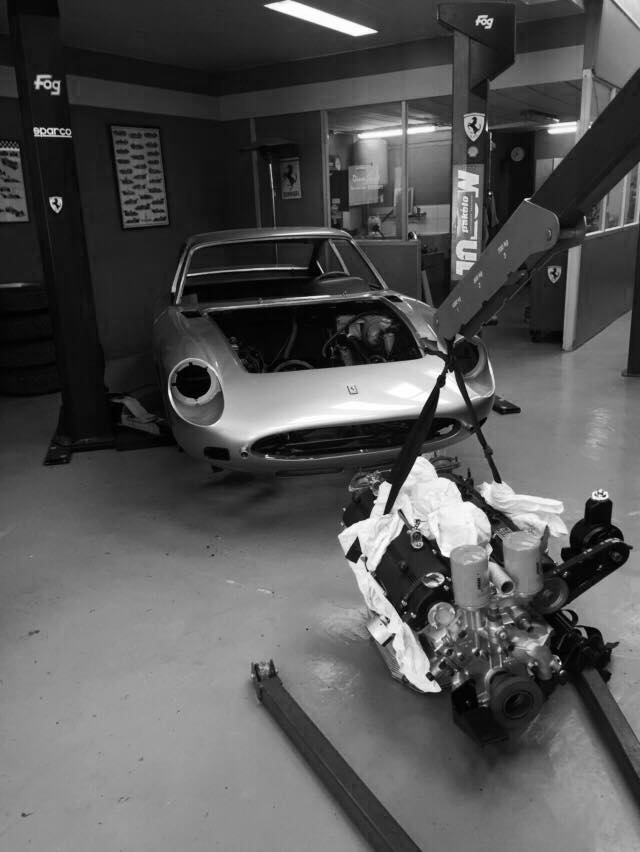 Etape 7 : Reinstallation du bloc moteur