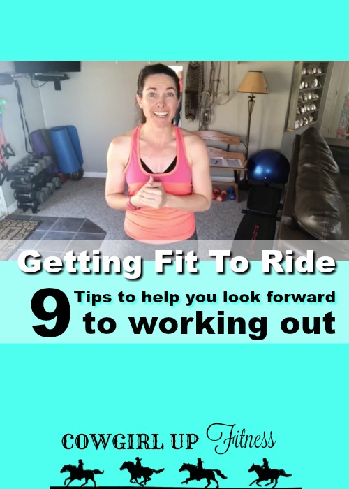 get fit to ride workout motivation