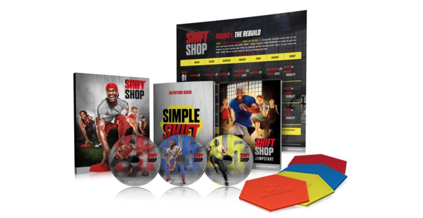shift shop base kit