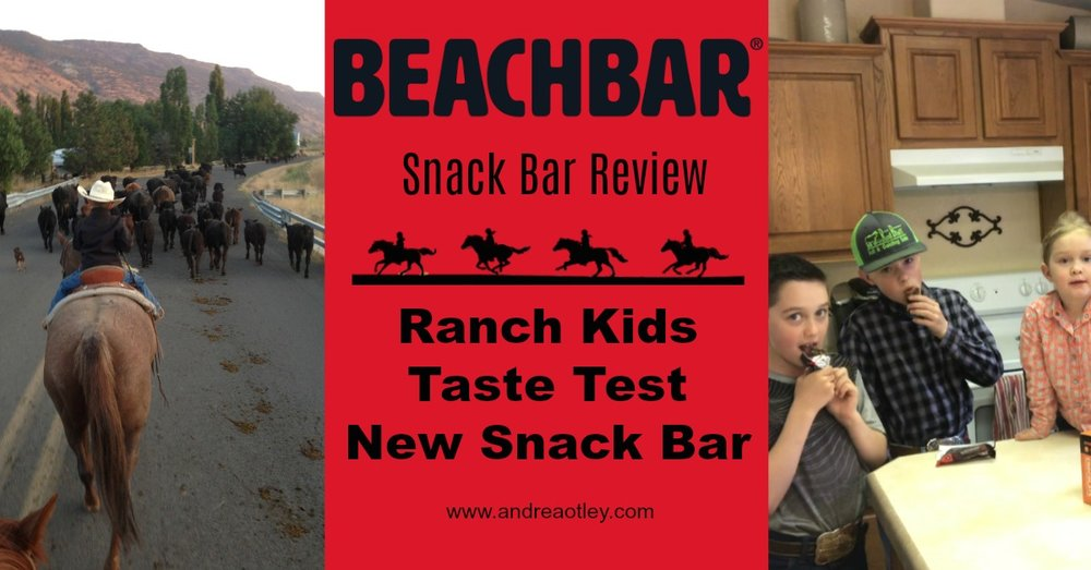ranch kids taste test beachbar