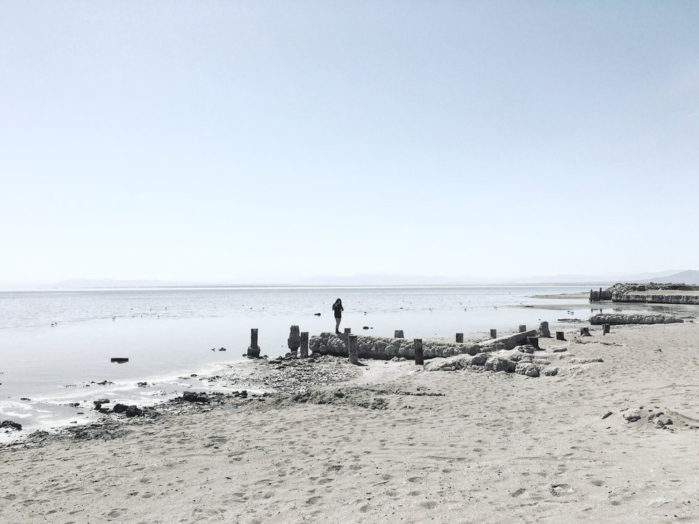 Bombay Beach, California
