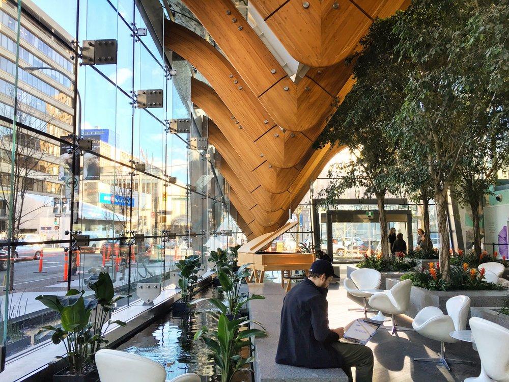 Telus Center, Vancouver