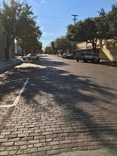 Downtown Corsicana, TX
