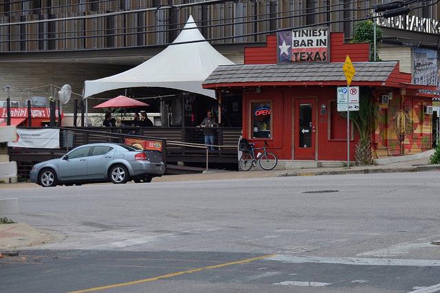 Tiniest Bar in Texas.