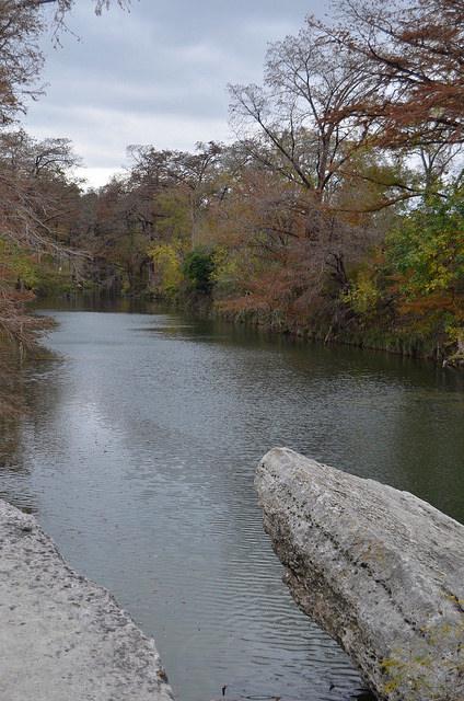 Onion Creek at McKinney Falls State Park, Austin, TX
