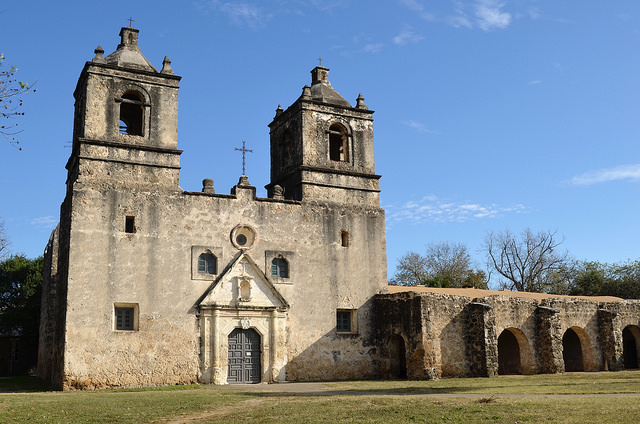 Church of Mission Concepcion