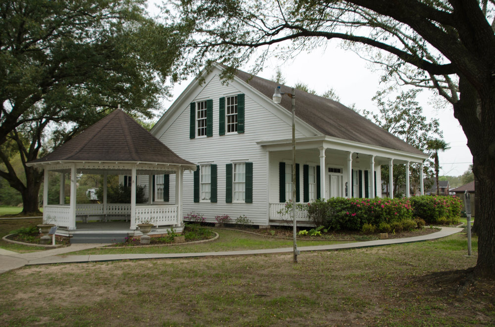 The Griffin House at Tomball Museum Center