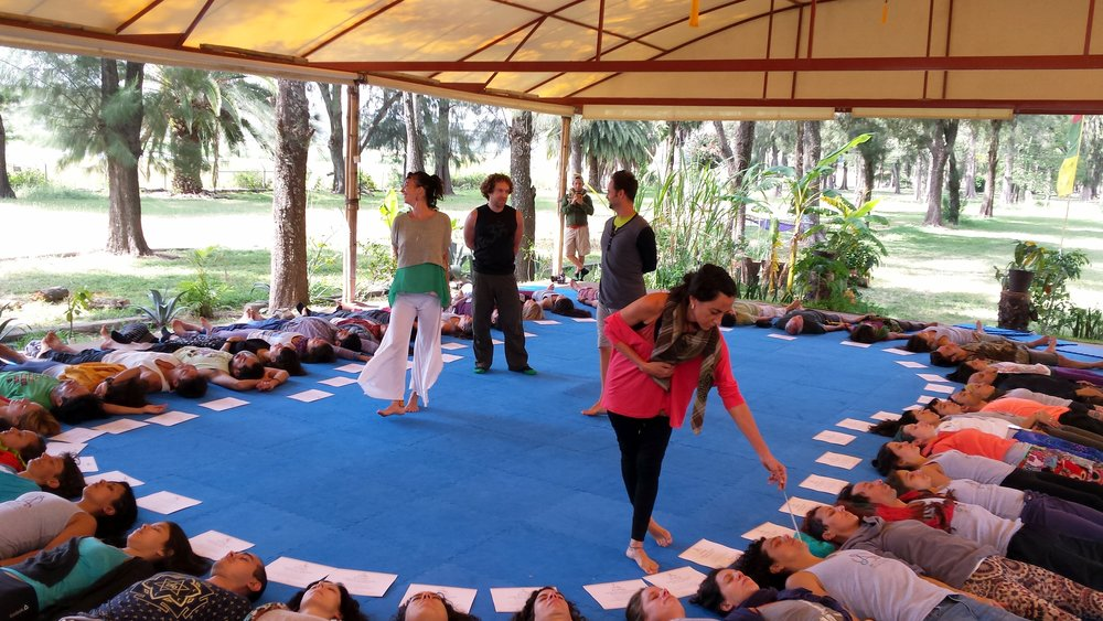 AcroYoga Workshop