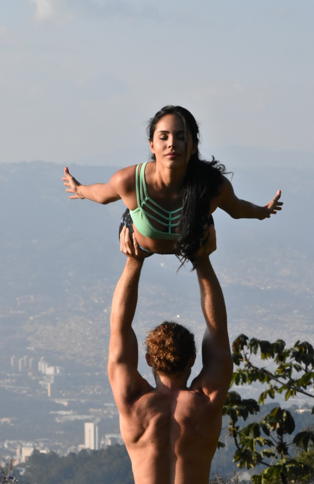 AcroYoga to the Sky 2