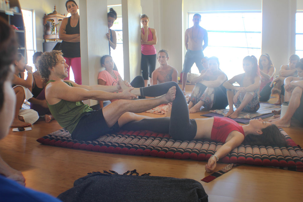 AcroYoga Workshop 2