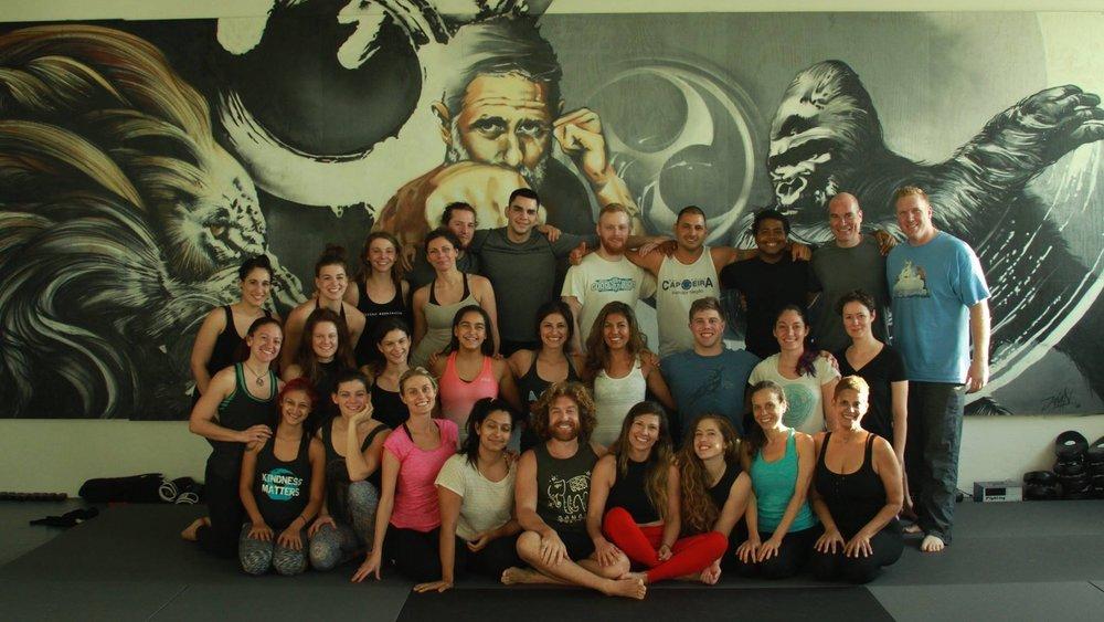 Miami Elemental Immersion 2017 Jan 14-17 2017